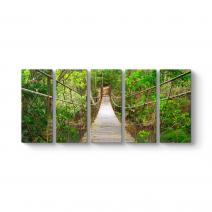 Asmalı Köprü Tablosu