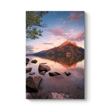 Göl ve Dağ Tablosu