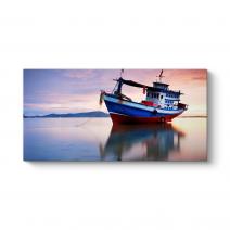 Balıkçı Gemisi Tablosu
