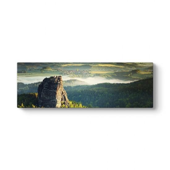 Taş Dağ Tablosu