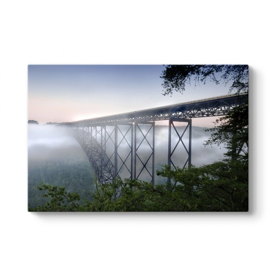 New River Gorge Köprüsü Tablosu