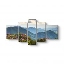 Blue Ridge Dağları Tablosu