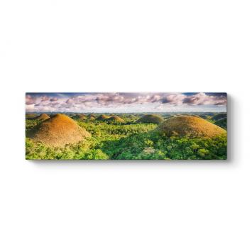Bohol Çikolata Tepeleri Tablosu
