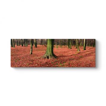 Yosunlu Ağaç Tablosu