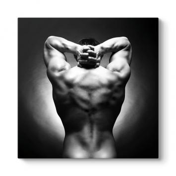 Naked Athlete Tablo