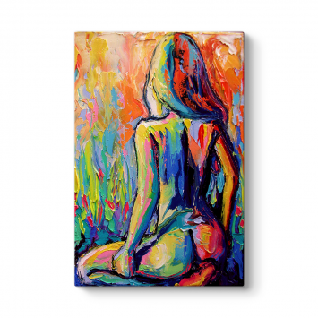 Femme Kanvas Tablo