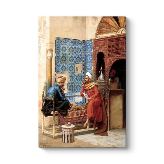 Osmanlıda Satranç Oynayanlar Tablosu