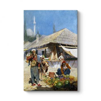 Osmanlı'da Pazar Tablosu