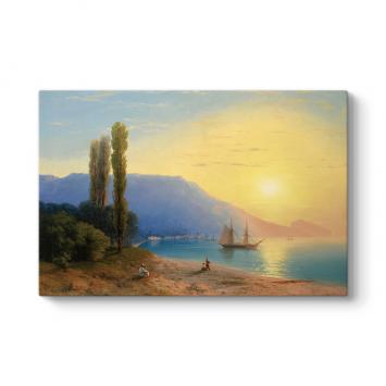 İvan Ayvazovski - Deniz Tablosu