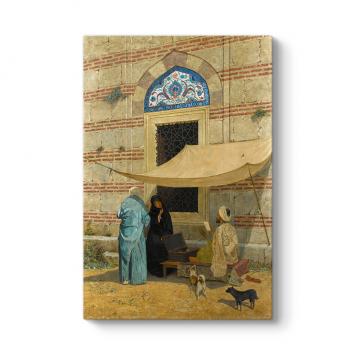 Osman Hamdi Bey - Arzuhalci Tablosu