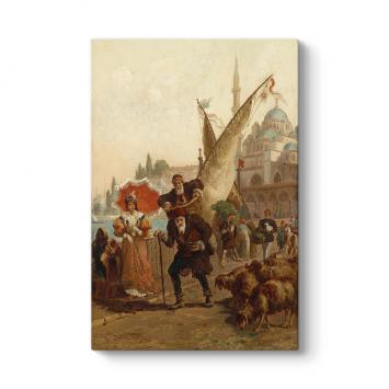 Constantinople İstanbul Tablosu