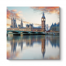 Big Ben London Tablosu