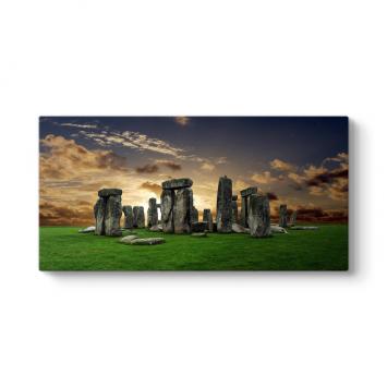 Stonehenge Taşları Tablosu