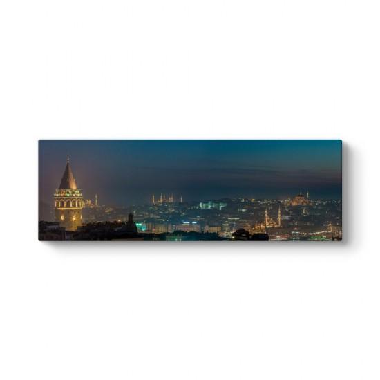 Galata Kulesi İstanbul Tablosu