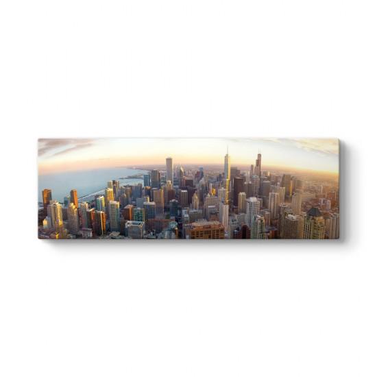 Chicago Skyline Tablosu