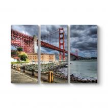 Golden Gate Köprüsü Tablosu