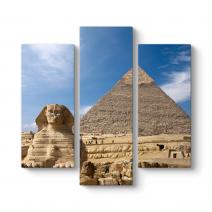 Mısır Piramitleri Tablosu