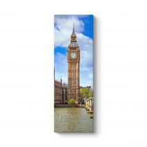 Big Ben Saat Kulesi Londra Tablosu