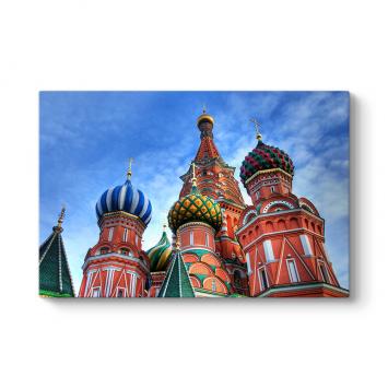 Kremlin Sarayı - Moskova Tablosu
