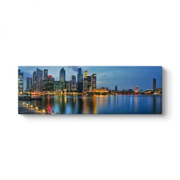 Singapore Panorama Tablo