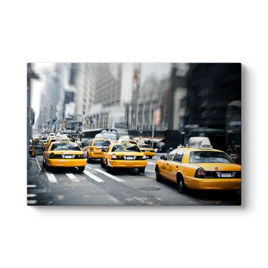 New York Cabs Tablosu