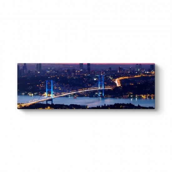 İstanbul FSM Manzara Panorama Tablo