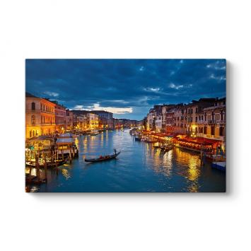 Venice Canal Tablosu