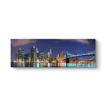 Panorama Brooklyn Tablosu