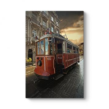 Eski Tramvay Tablosu