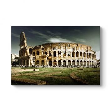 Roma Kolezyum Tablosu