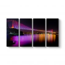 Boğaziçi Köprüsü Tablosu