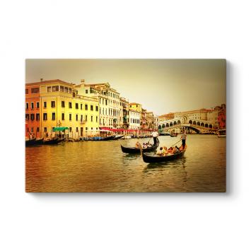Venedik Büyük Kanal Tablosu