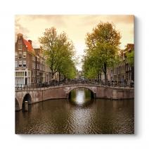 Amsterdam Kanal Tablosu