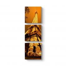 Eyfel Kulesi Gece Tablosu