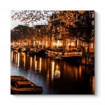 Amsterdam Hollanda Tablosu