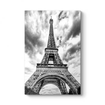 Eyfel Kulesi HDR Tablo