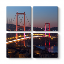 İstanbul Boğaz Köprü Tablosu