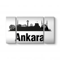 Ankara Vektör Tablo