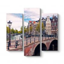 Amsterdam Köprü Kanal Tablosu
