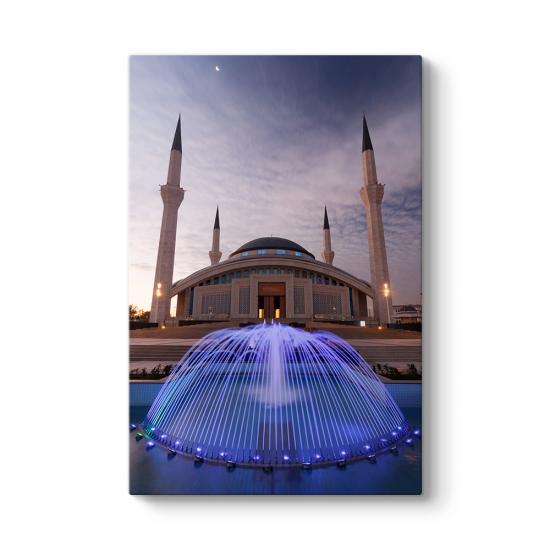 Ahmet Hamdi Akseki Camii Tablosu