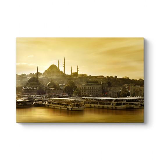 İstanbul Camiiler Tablosu
