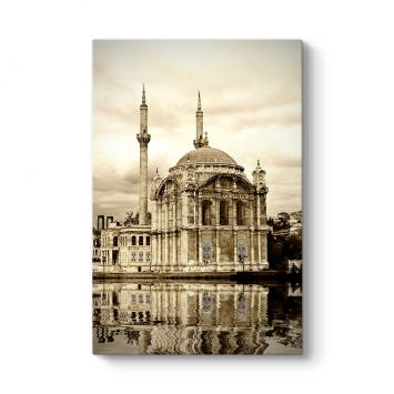 Büyük Mecidiye Camii Sepya Tablo