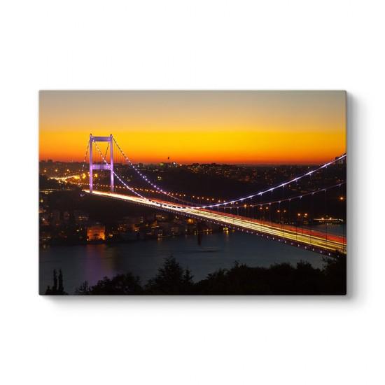İstanbul Köprüler Tablosu