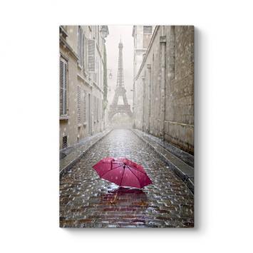 Pembe Şemsiye Tablosu