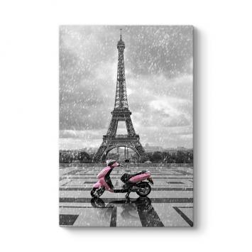 Eyfel ve Motosiklet Tablosu