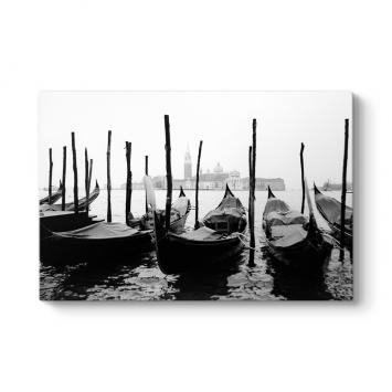 Venezia Gondol Tablosu