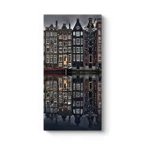 Amsterdam Dikey Tablo