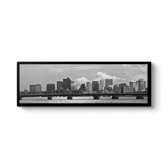 Şehir Fotoğraf Panorama Tablo
