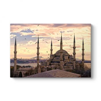 Sultan Ahmet Camii Tablosu