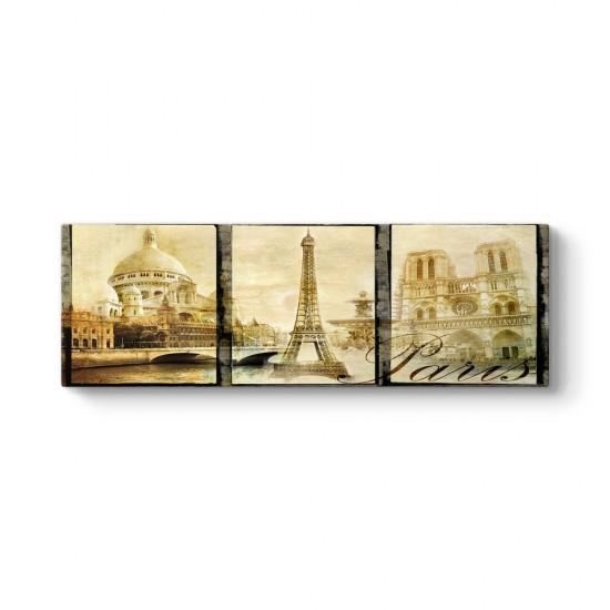 Paris Panorama Tablo